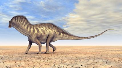 Dinosaurier Amargasaurus