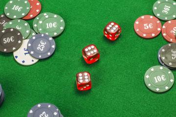 4 immagini 1 parola roulette dadi carte
