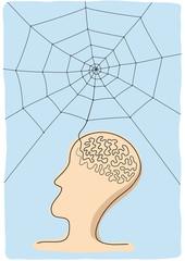 connessione del pensiero