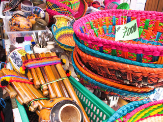 Traditional products, Andes, Chile