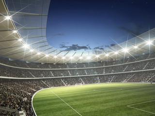 Fotobehang - Stadion
