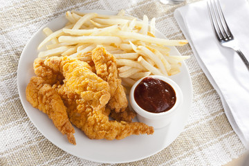 Organic Crispy Chicken Strips