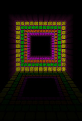 cube entry