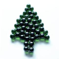 Christmas pine tree fantasy
