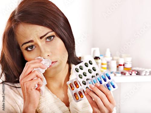 Аллергическая сыпь  Сыпивысыпания
