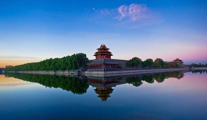 Fotobehang Beijing 箭楼之美2号