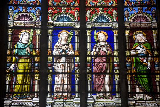 Saint-Mihiel - Stained glass