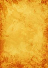 Hintergrund Grunge orange