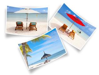 photos de vacances à l'île Maurice