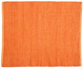 orange striped fabric background