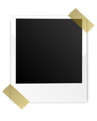 Polaroid Klebestreifen