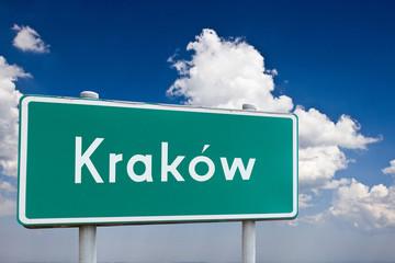 Fototapeta Znak Kraków obraz