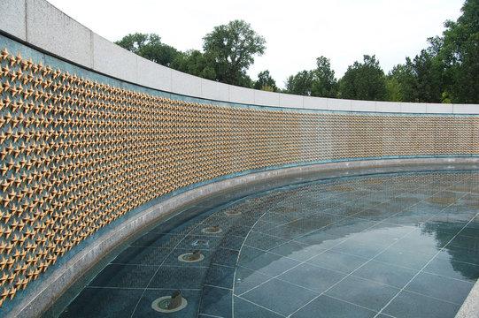 Freedom Wall, Washington