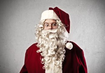 Careful Santa Claus