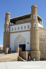 Festung Ark, Buchara, Usbekistan