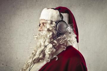 Technologic Santa Claus