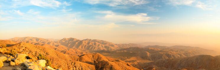 North American desert Joshua Tree National Park, USA.