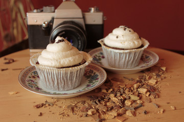 Picture muffins