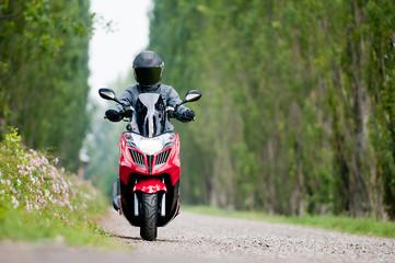 Fotomurales - motorcycle