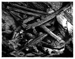 Coal Mine : Accident