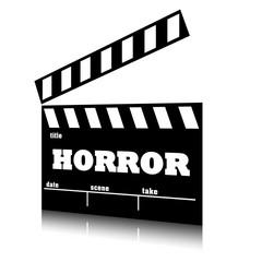 Horror film. Serie géneros cinematográficos.