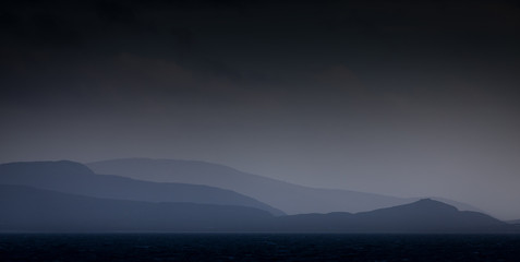 Looking out to Eriskay
