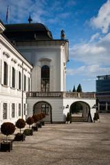 Bratislava Presidential Palace