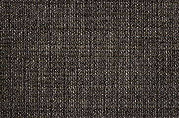 Gray background structure of a rough fabric