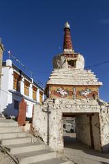 Kleine Gompa in Leh, Ladakh