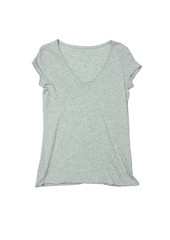 Gray T-shirt isolated