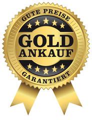 Goldankauf - gute Preise garantiert