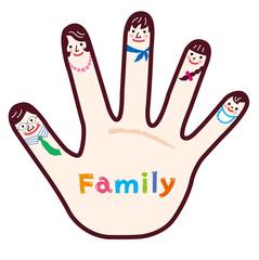 「5人家族 画像」の画像検索結果