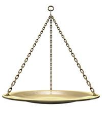 Suspending Weighing Dish
