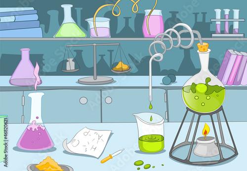 chem lab project 2