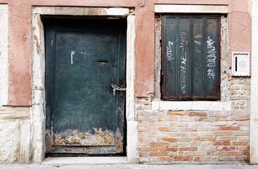 Venezia,vecchia abitazione