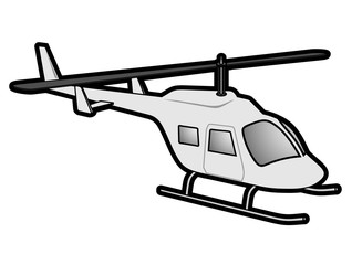 Helicopter draw