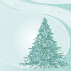 Von with fir-tree