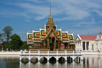 Main Bang Pa-in palace in Ayutthaya province