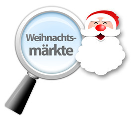 "Lupe ""Weihnachtsmärkte"""