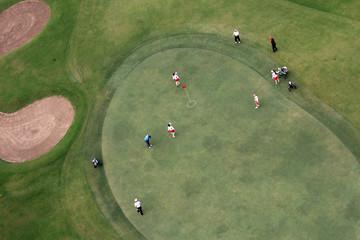 Golf Court Activity