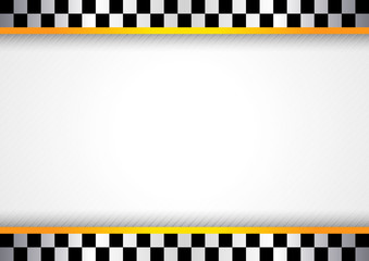 Race background