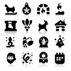 Christmas icons two