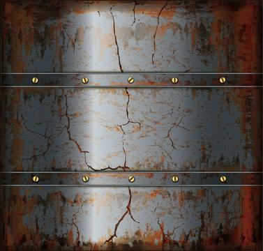 background metal rusty texture