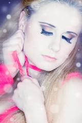 kosmetik im Winter