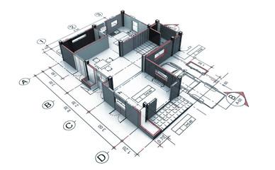 Home plot plan