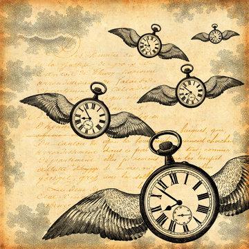 Temps Qui Passe Photos Illustrations Vecteurs Et Videos Libres De Droits Adobe Stock