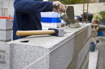 Construction mur