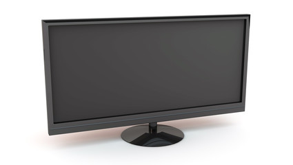 lcd  monitor tv in 3d