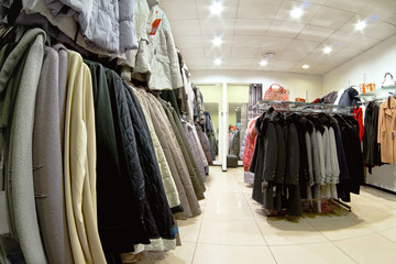 outerwears shop