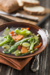 Vegeterian soup